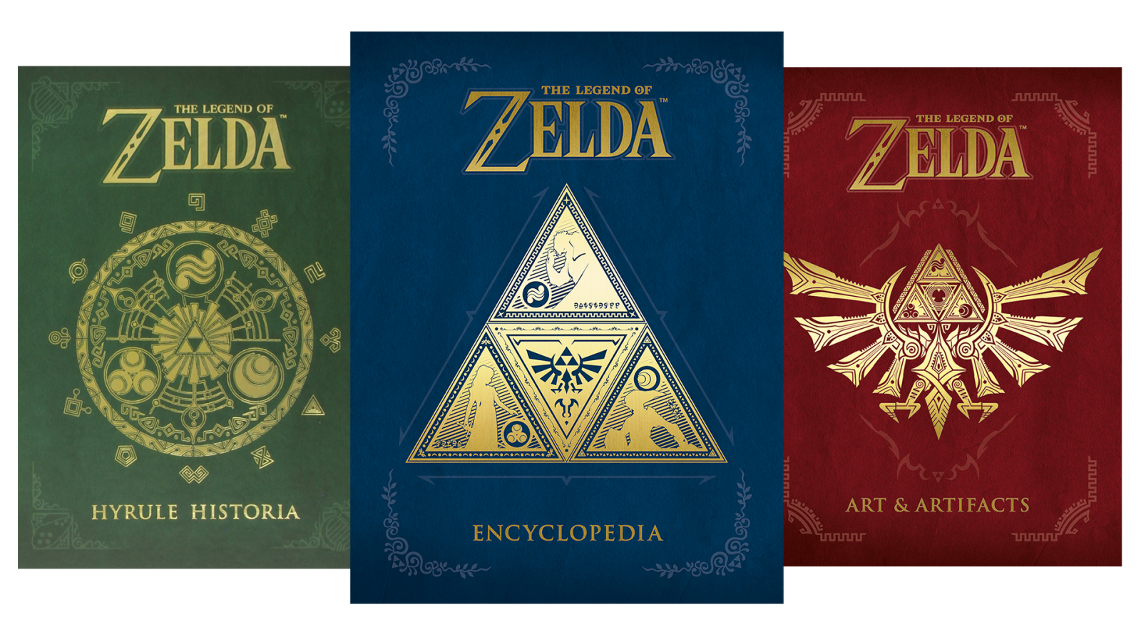 The Deluxe Edition Zelda Encyclopedia looks like an NES cart [Kotaku] - PNG Encyclopedia
