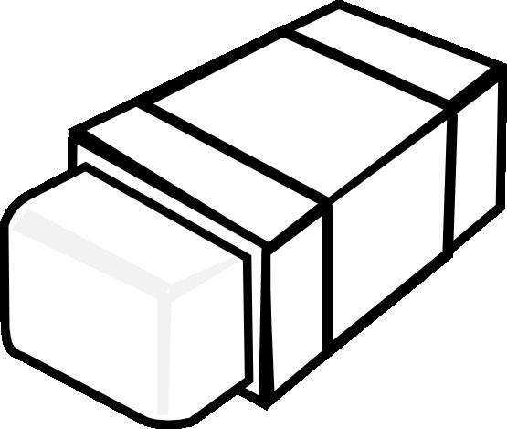 PNG Eraser Black And White