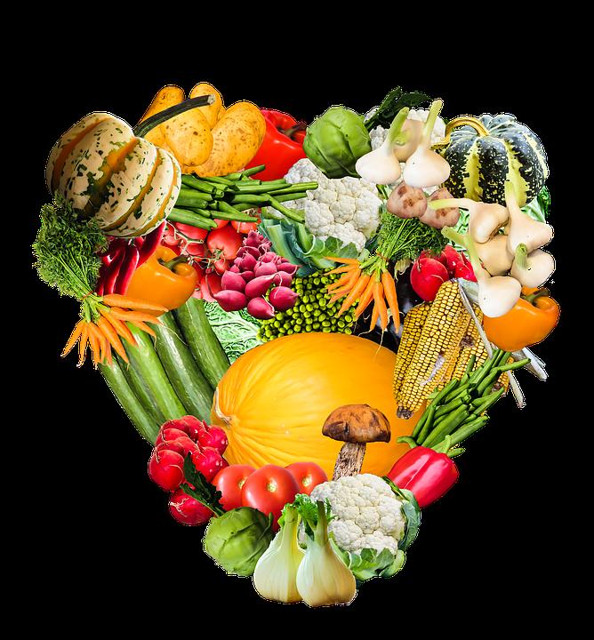 Herz, Gemüse, Ernte, Erntedankfest, Freigestellt - PNG Erntedank Kostenlos