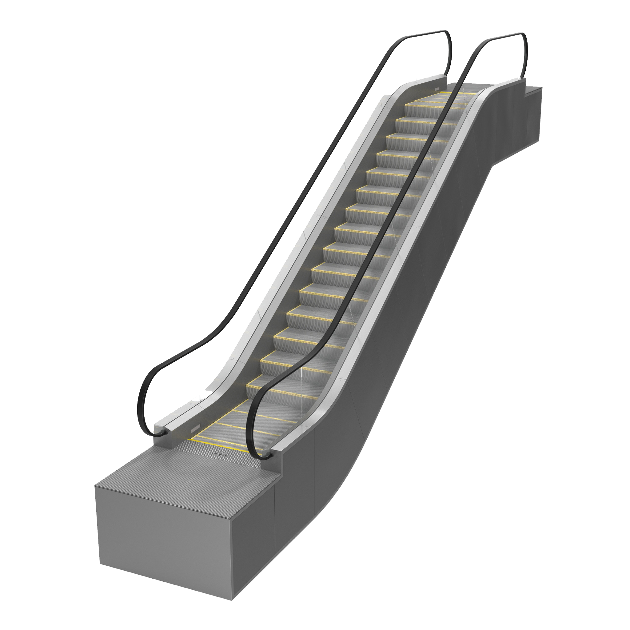 Escalator PNG Image - PNG Escalator