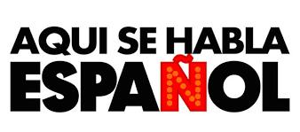 Aqui se habla espanol paws - PNG Espanol