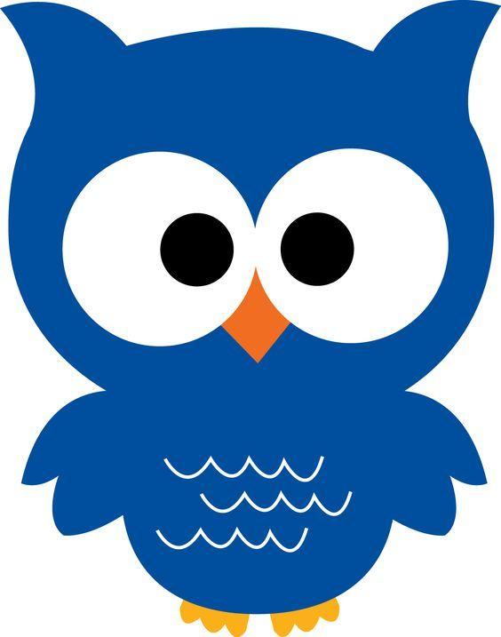 Resultado de imagen para owl blue png - PNG Eule Blau