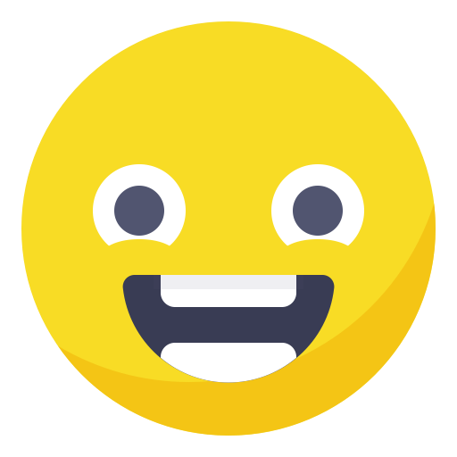 PNG Excited Face - 62499