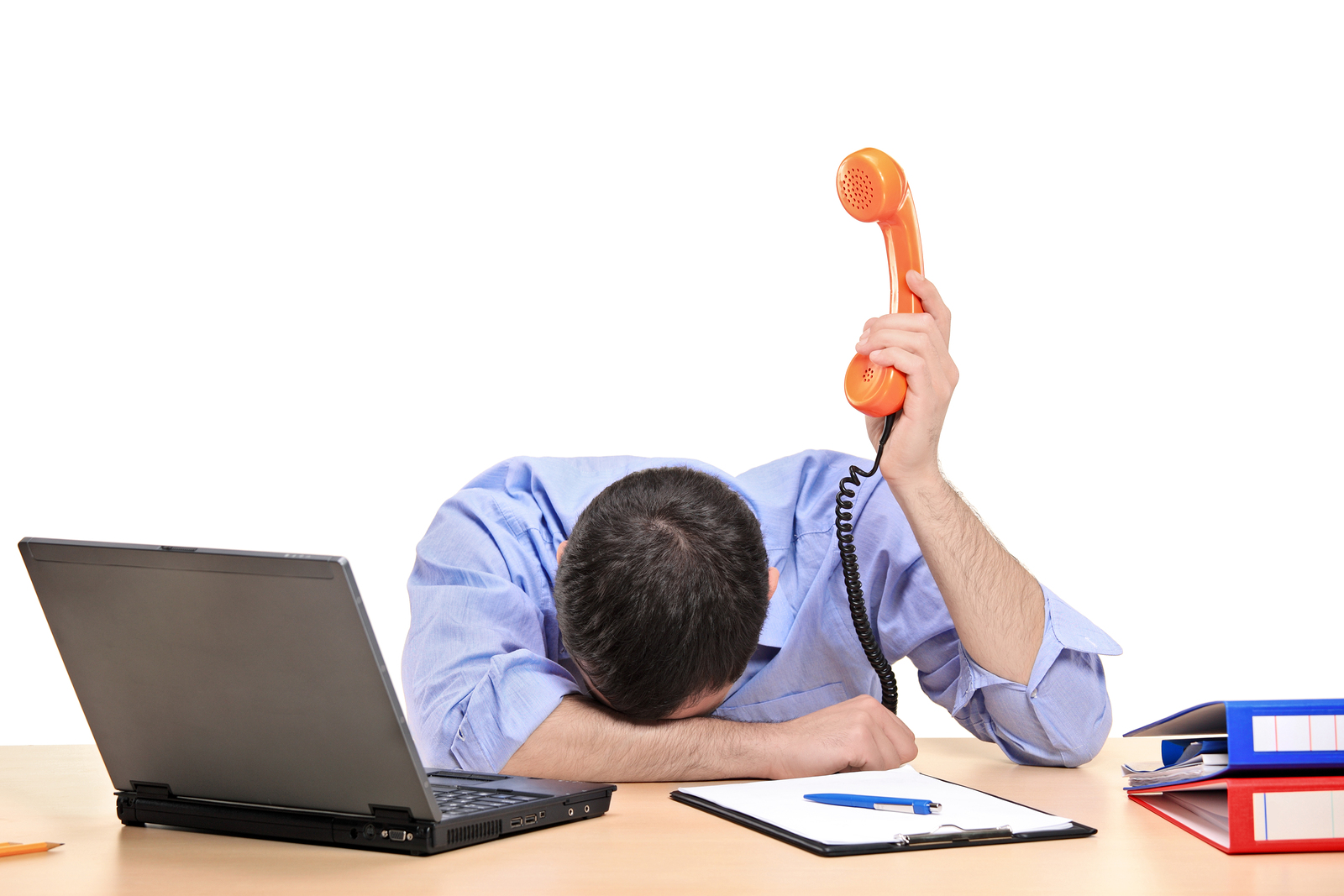 . PlusPng.com bigstock-Exhausted-Businessman-Holding-10585745.jpg PlusPng.com  - PNG Exhausted Person