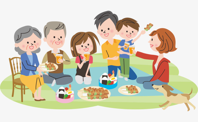family gathering, Life, Extended Family, Get Together PNG and Vector - PNG Extended Family
