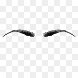 PNG Eyebrows - 62387