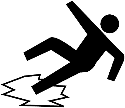 PNG Fall Down - 62408