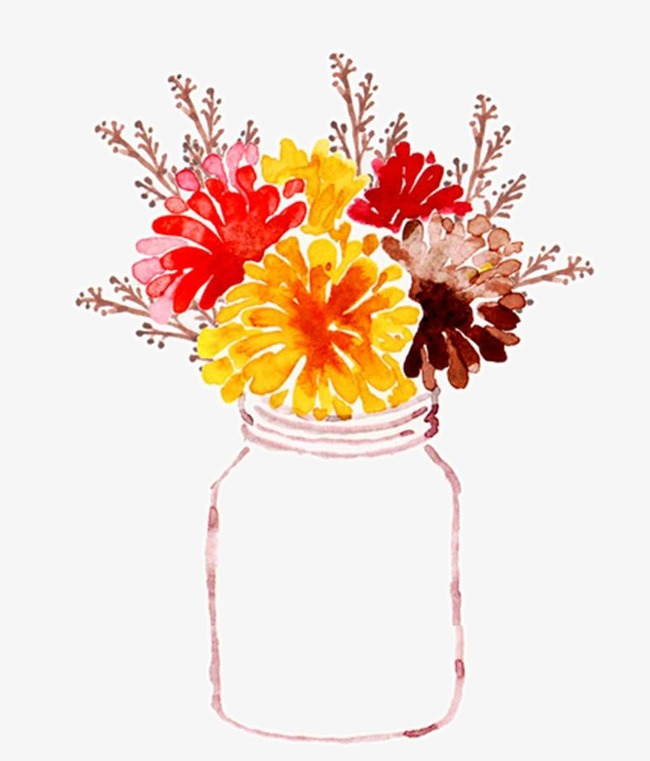 Flowers, Fall, Flower Arrangement, Chrysanthemum PNG Image and Clipart - PNG Fall Flowers