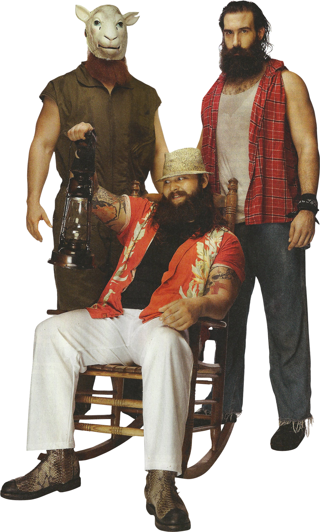 Image - The wyatt family 6.png | Pro Wrestling | FANDOM powered by Wikia - PNG Family Of 6