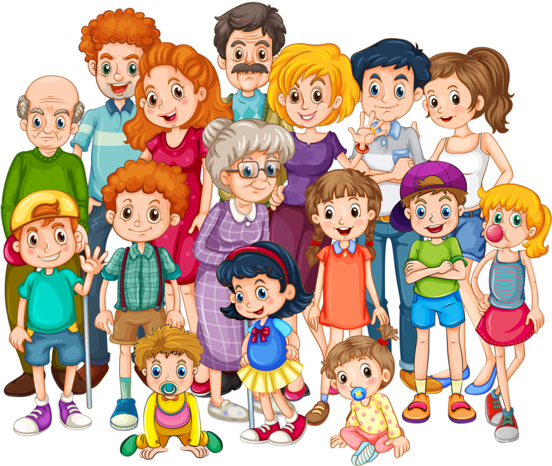 PNG Family Picture - 153450