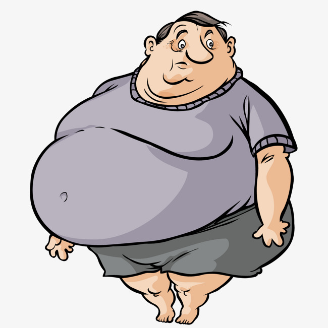 Png Fat Man Transparent Fat Man Png Images Pluspng