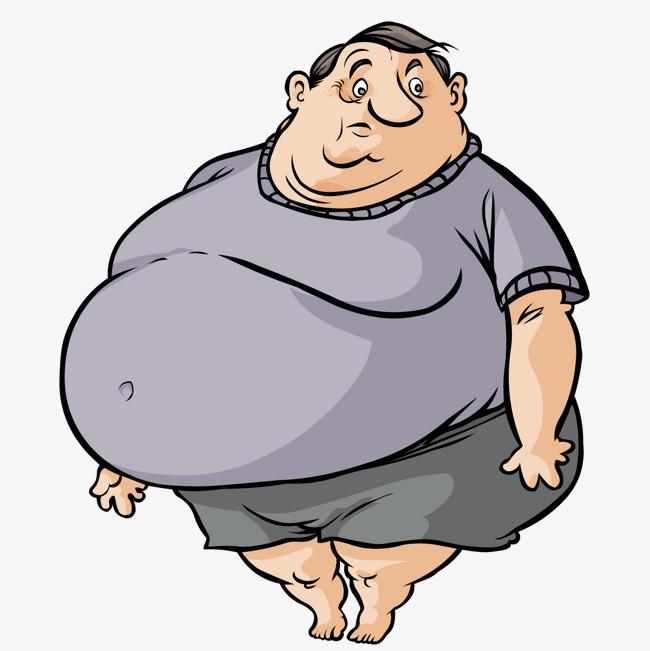 PNG Fat Man Transparent Fat Man.PNG Images. | PlusPNG