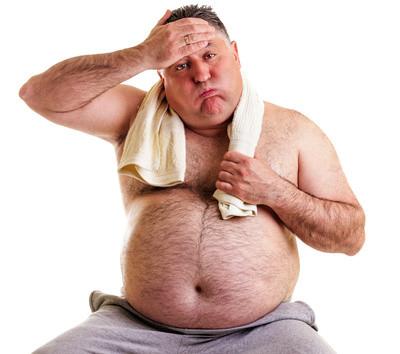 PNG Fat Man - 62434