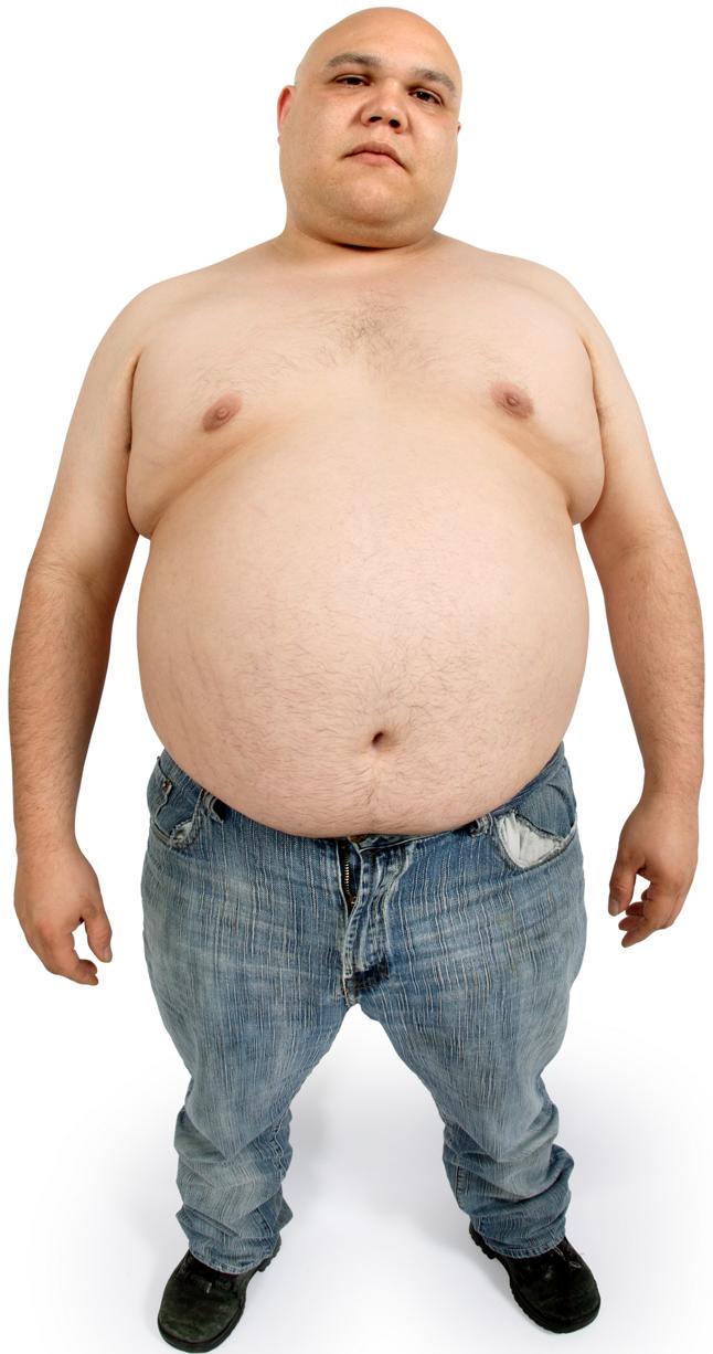 PNG Fat Man - 62425