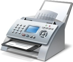 Fax machine - PNG Fax Machine