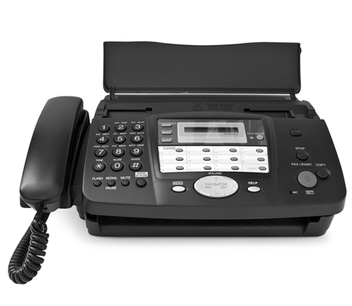 Fax Machine Service and Repair - PNG Fax Machine