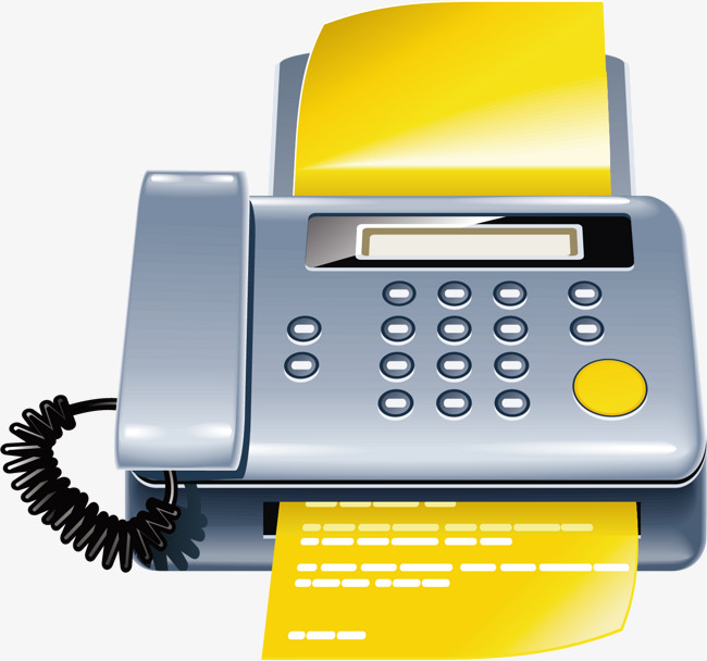 Fax png vector material, Fax Machine, Print, Telephone PNG and Vector - PNG Fax Machine