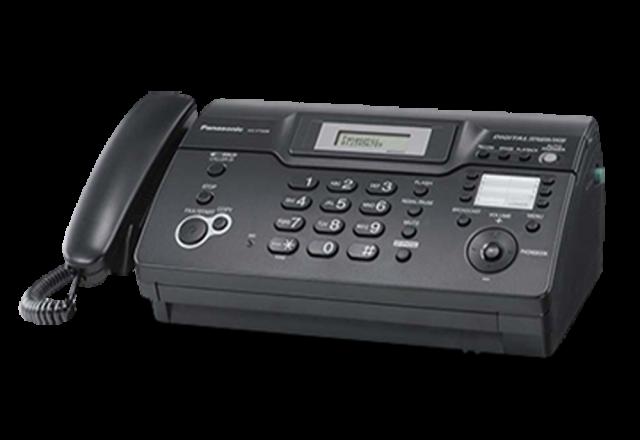 Panasonic KX-FT987 Thermal Fax Machine - PNG Fax Machine