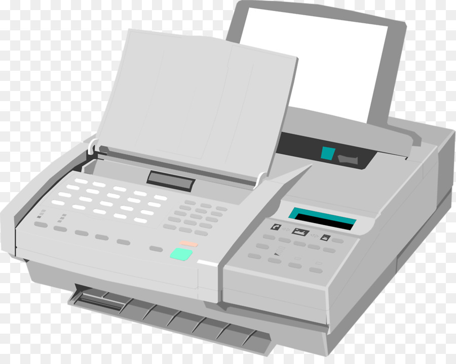 Paper Internet fax Clip art - Fax Machine Images - PNG Fax Machine