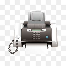 Vector fax, Vector, Fax Machine, Black PNG and Vector - PNG Fax Machine