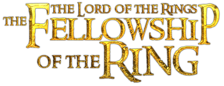Lord Of The Rings Logo PNG Photos - PNG Fellowship