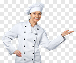 PNG Female Chef - 141773