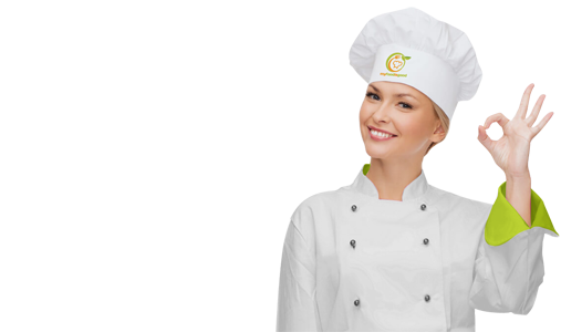 PNG Female Chef - 141763