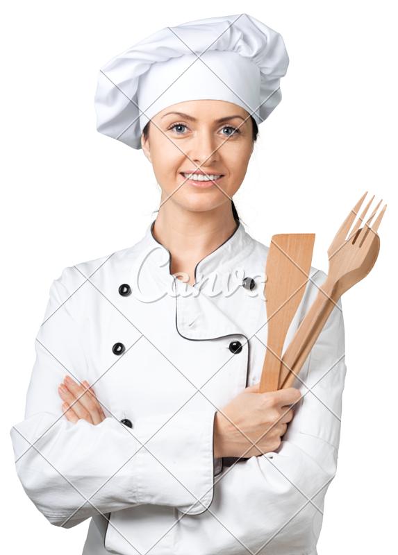 PNG Female Chef - 141769