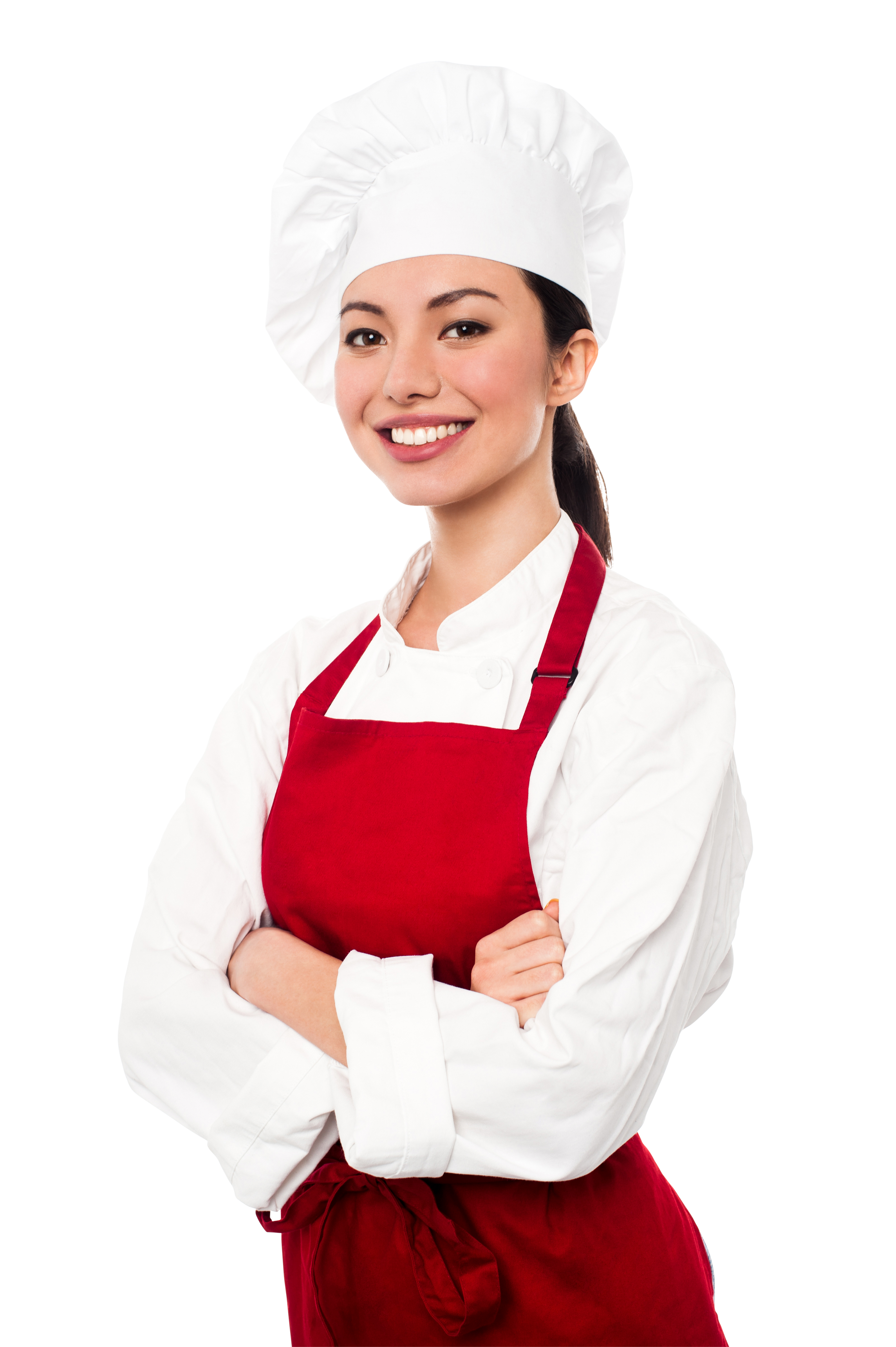PNG Female Chef - 141759