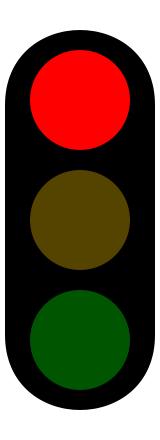 PNG Feu Tricolore - 83814