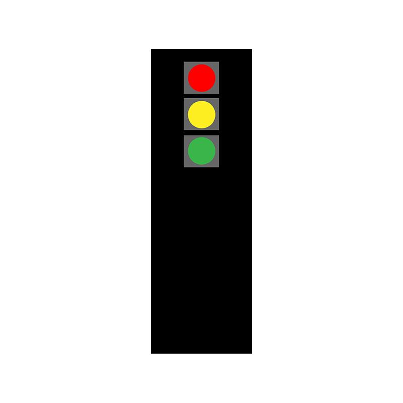 PNG Feu Tricolore - 83816