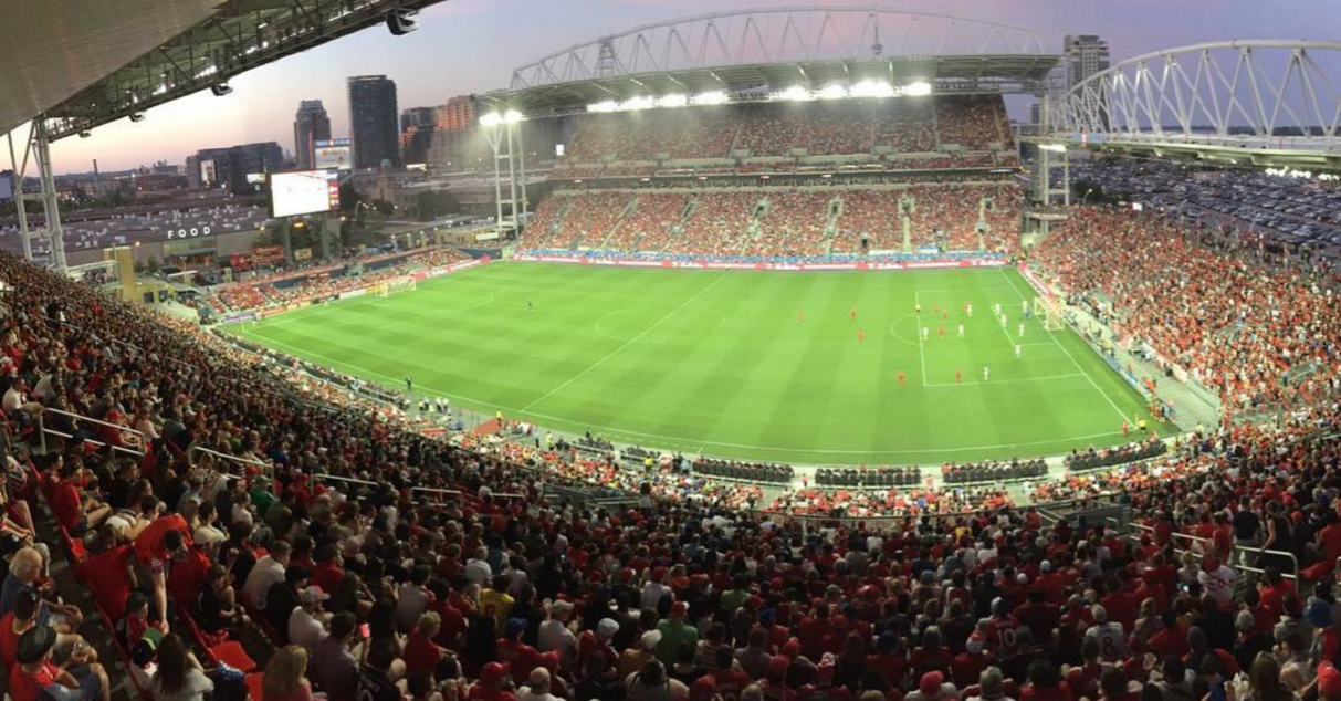 File:BMO Field in 2016.png - PNG Field