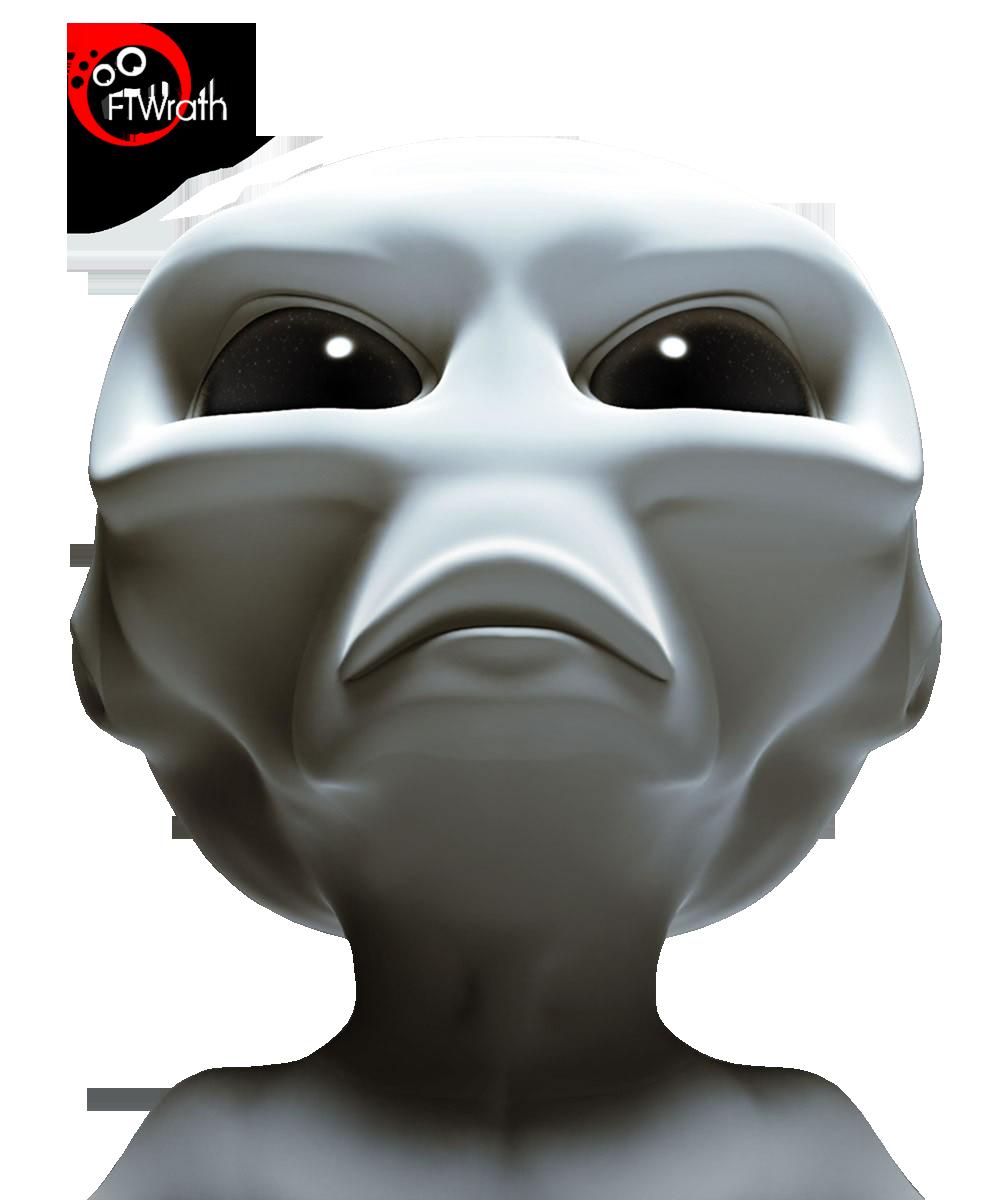 Alien PNG - 3166