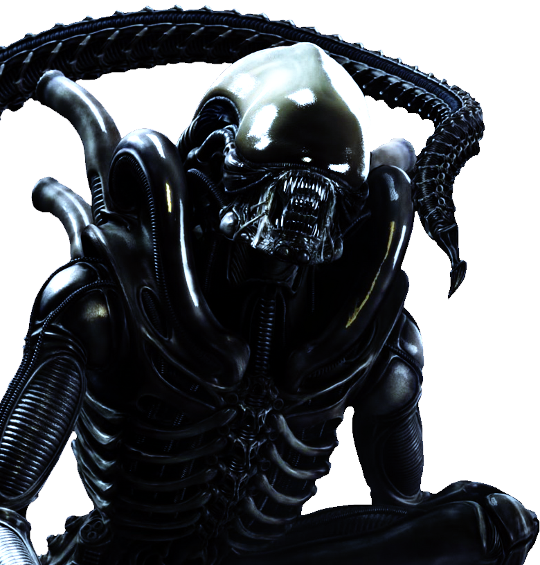 Alien PNG - 3176