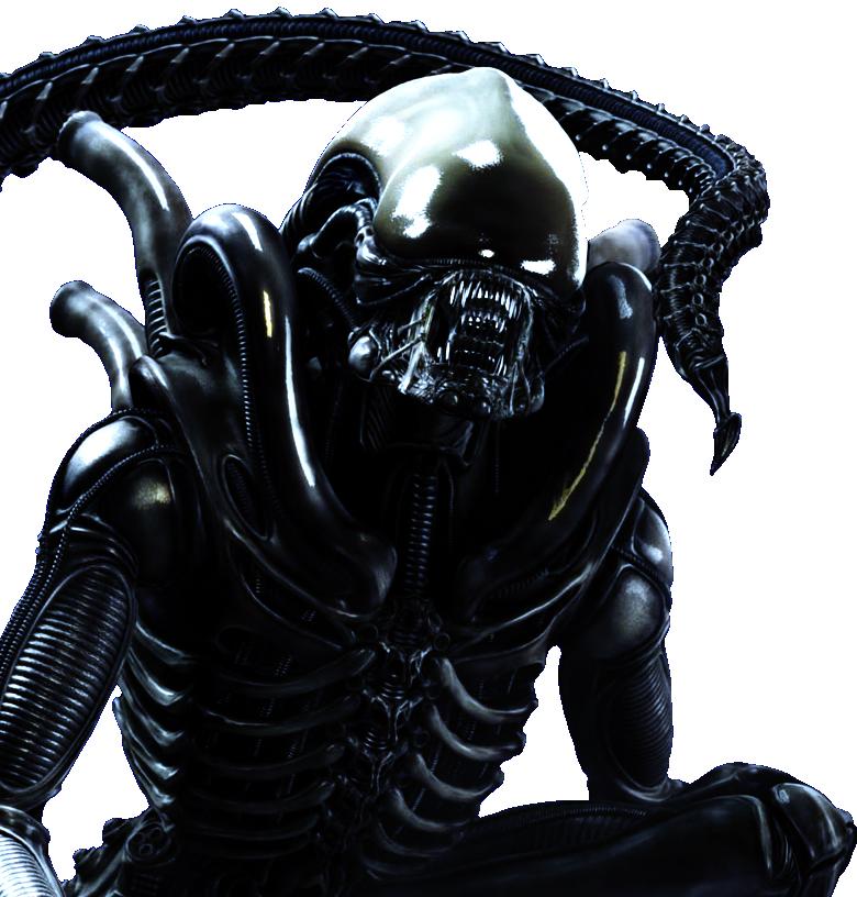 PNG File Name: Alien PlusPng.com  - Alien PNG
