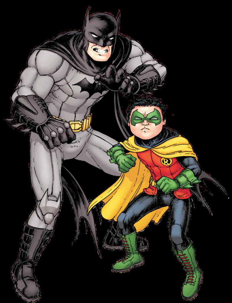 Superhero Robin PNG - 4156
