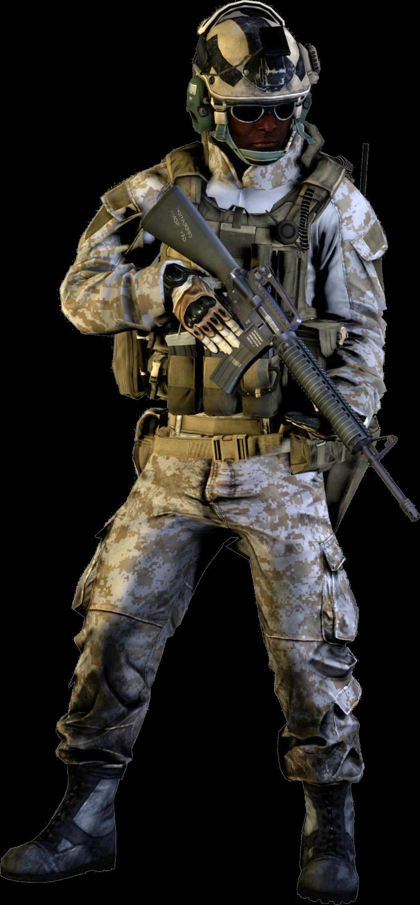 Battlefield PNG - 2732