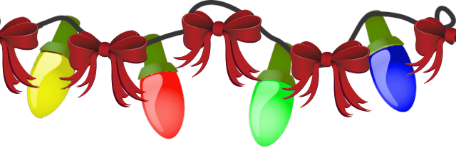 PNG File Name: Christmas Ligh