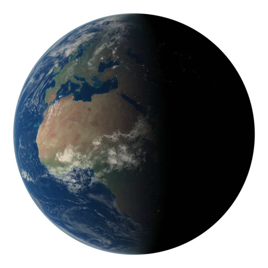Earth PNG - 7009