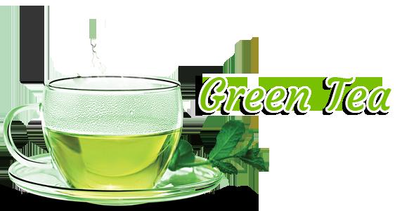 Green Tea PNG - 7410