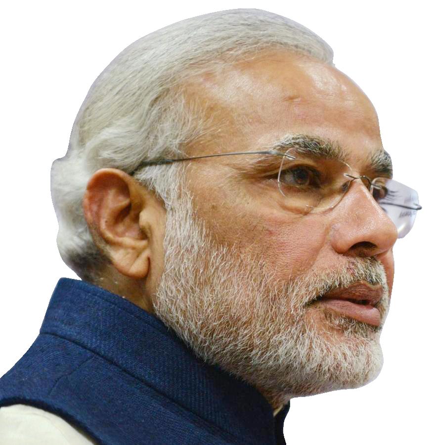PNG File Name: Narendra Modi