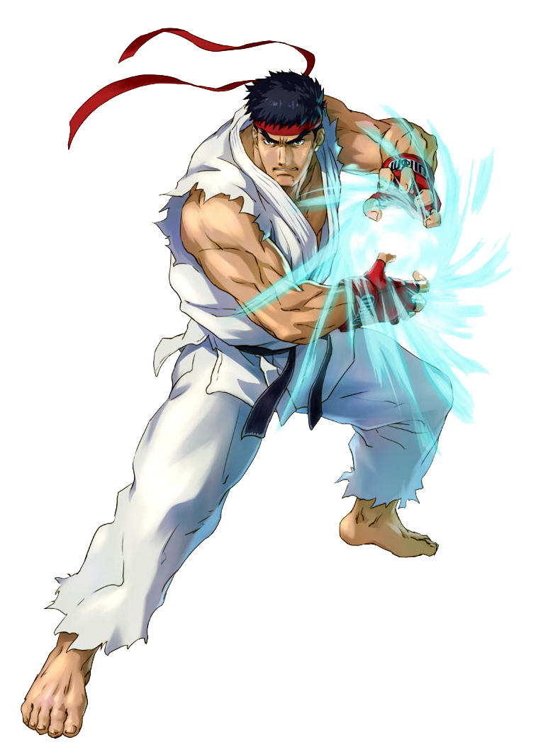 Street Fighter PNG - 1820