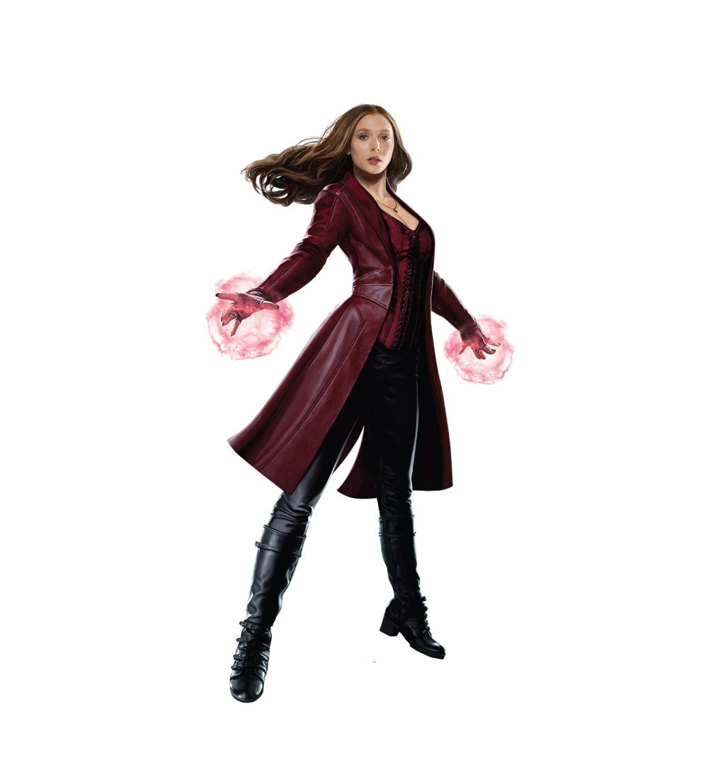 Scarlet Witch PNG - 6155