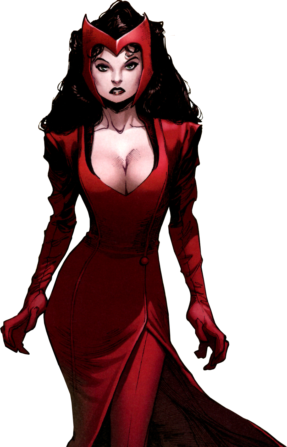 Scarlet Witch PNG - 6169