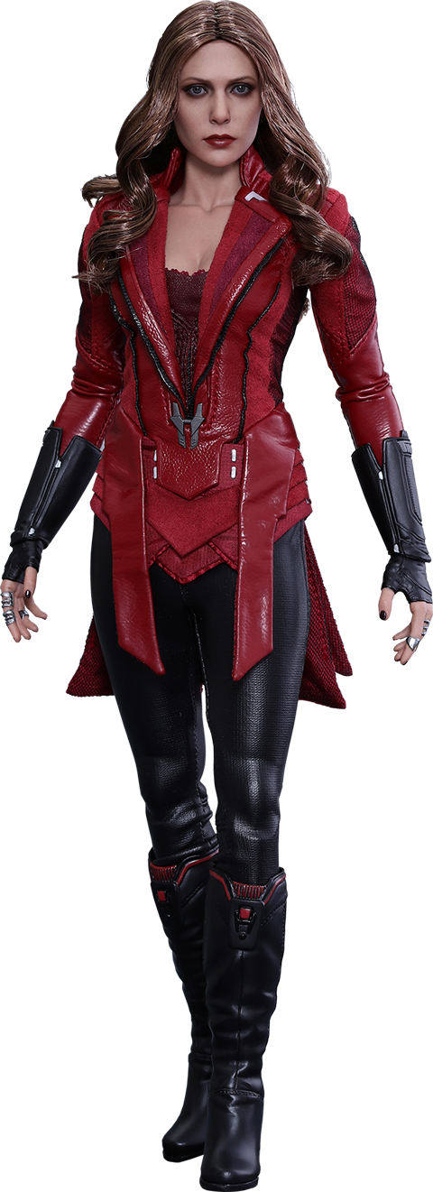 Scarlet Witch PNG - 6156