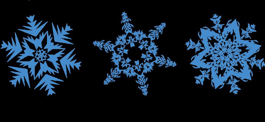 Snowflakes PNG - 6132