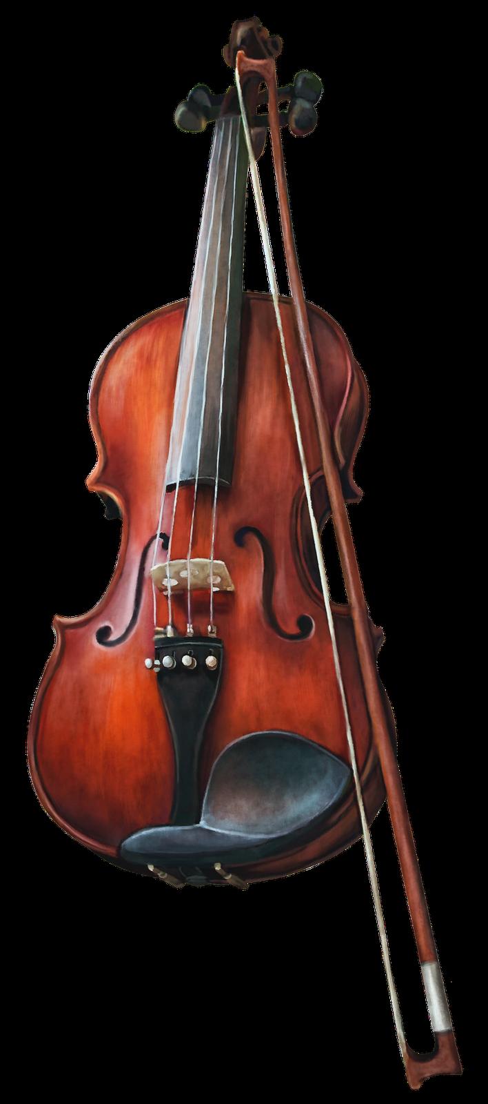 Violin PNG - 4097