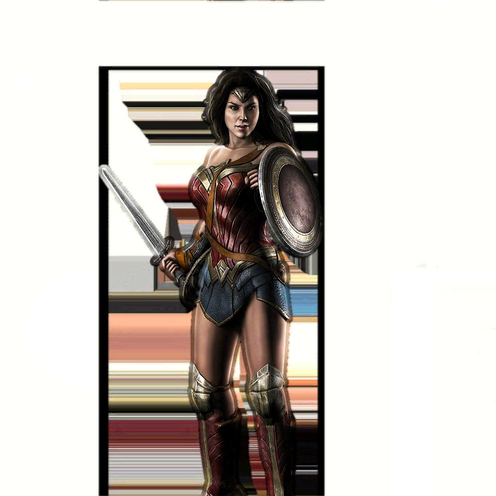 Wonder Woman PNG - 6216