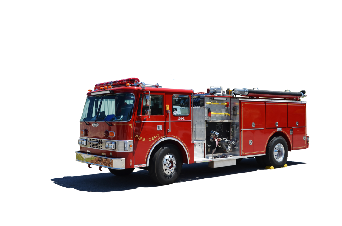 Fire Engine Truck PNG Stock Photo 0109 by annamae22 PlusPng.com  - PNG Fire Truck