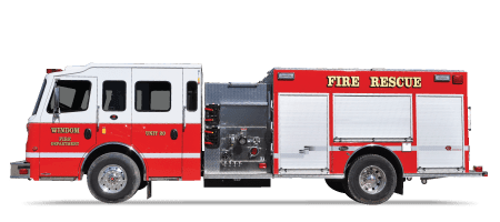 QUALITY APPARATUS - PNG Fire Truck